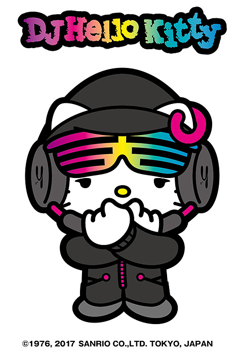 DJ Hello Kitty